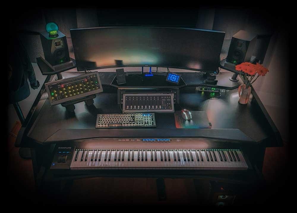 film-and-gamemusic studio WHV